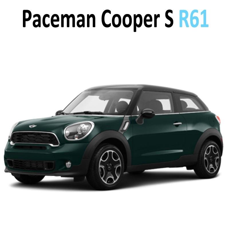 pack int rieur led pour mini paceman cooper s r61 led auto discount. Black Bedroom Furniture Sets. Home Design Ideas