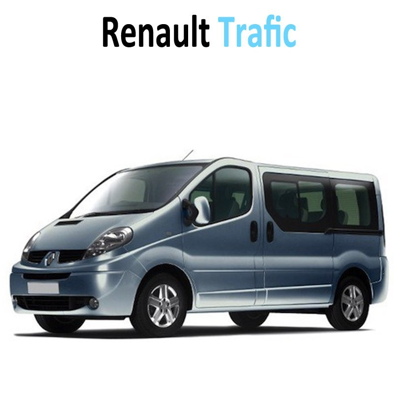 pack int rieur led pour renault trafic 2 led auto discount. Black Bedroom Furniture Sets. Home Design Ideas