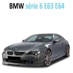 Pack Led interieur BMW Série 6 E63 E64