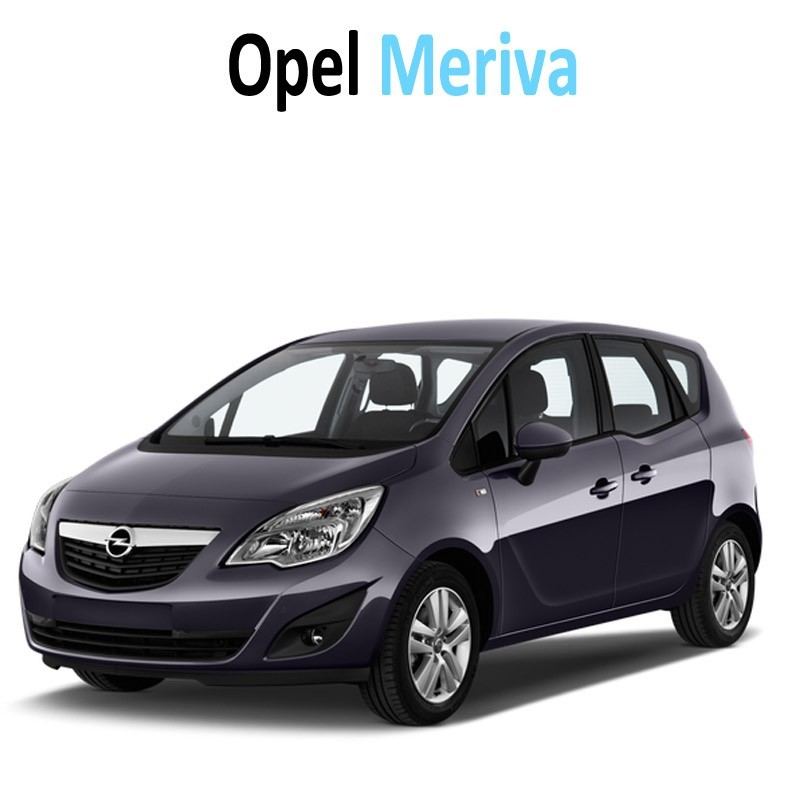pack led interieur opel meriva b led auto discount. Black Bedroom Furniture Sets. Home Design Ideas