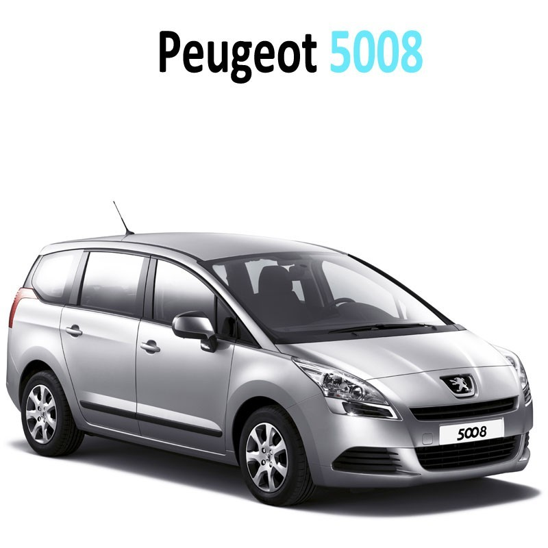 Pack int rieur led pour peugeot 5008 led auto discount for Interieur 5008 gt
