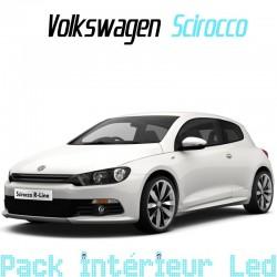 Pack intérieur Led Volkswagen Scirocco