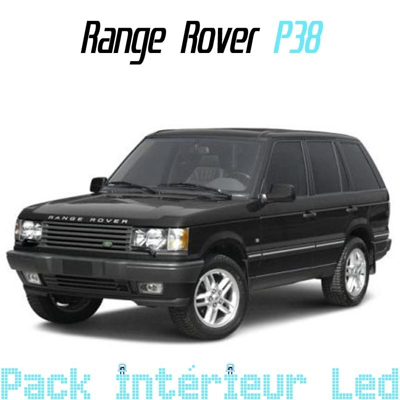 pack led int rieur pour range rover p38 led auto discount. Black Bedroom Furniture Sets. Home Design Ideas