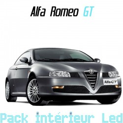 Pack intérieur led Alfa Roméo GT