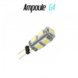 Ampoule led G4 Radiale - (9SMD-5050)