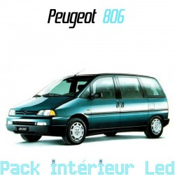 Pack int rieur ext rieur led peugeot 806 led auto discount for Interieur 806 peugeot