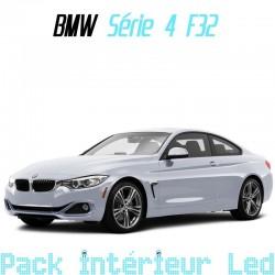 Pack Led interieur BMW série 4 gran coupé F32
