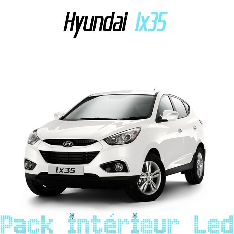 pack int rieur led pour hyundai ix35 led auto discount. Black Bedroom Furniture Sets. Home Design Ideas