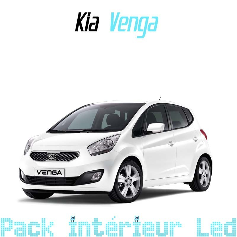 pack int rieur led pour kia venga led auto discount. Black Bedroom Furniture Sets. Home Design Ideas