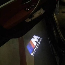 module clairage bas de portes logo led pour bmw led. Black Bedroom Furniture Sets. Home Design Ideas