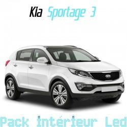 Pack intérieur led pour Kia Sportage 3