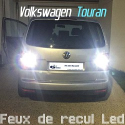 Pack feux de recul led pour Volkswagen Touran V1 V2
