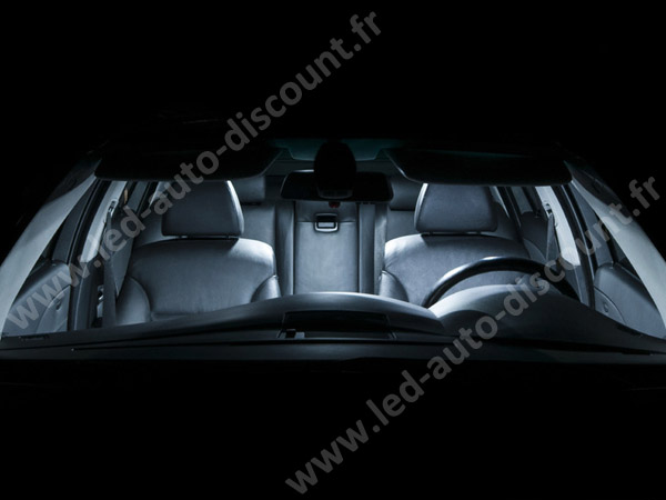 pack int rieur led pour bmw s rie 5 e60 e61 led auto discount. Black Bedroom Furniture Sets. Home Design Ideas
