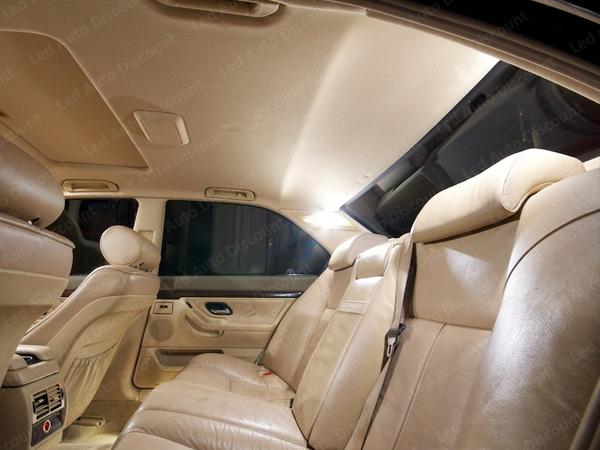 pack int rieur led pour bmw s rie 7 e38 led auto discount. Black Bedroom Furniture Sets. Home Design Ideas