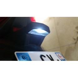 Ampoule plaque Led Yamaha X-max