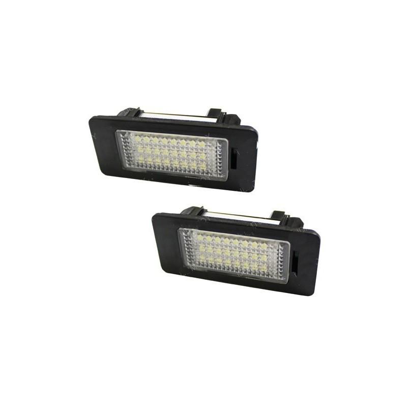 Pack Module de plaque LED pour Peugeot
