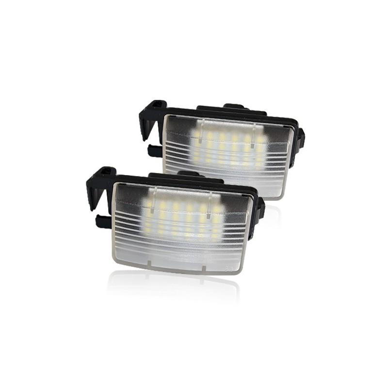 Pack Module de plaque LED pour Nissan