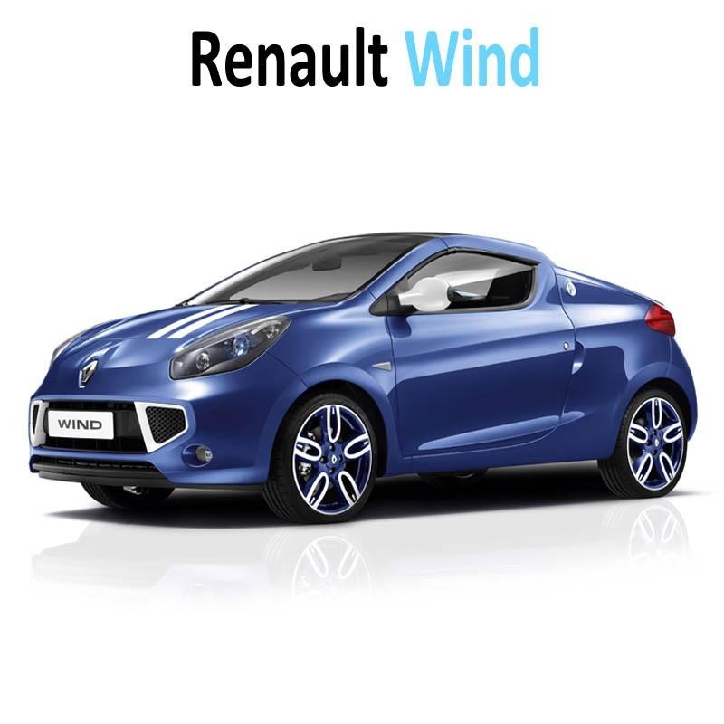 Pack Led interieur Extérieur Renault Wind