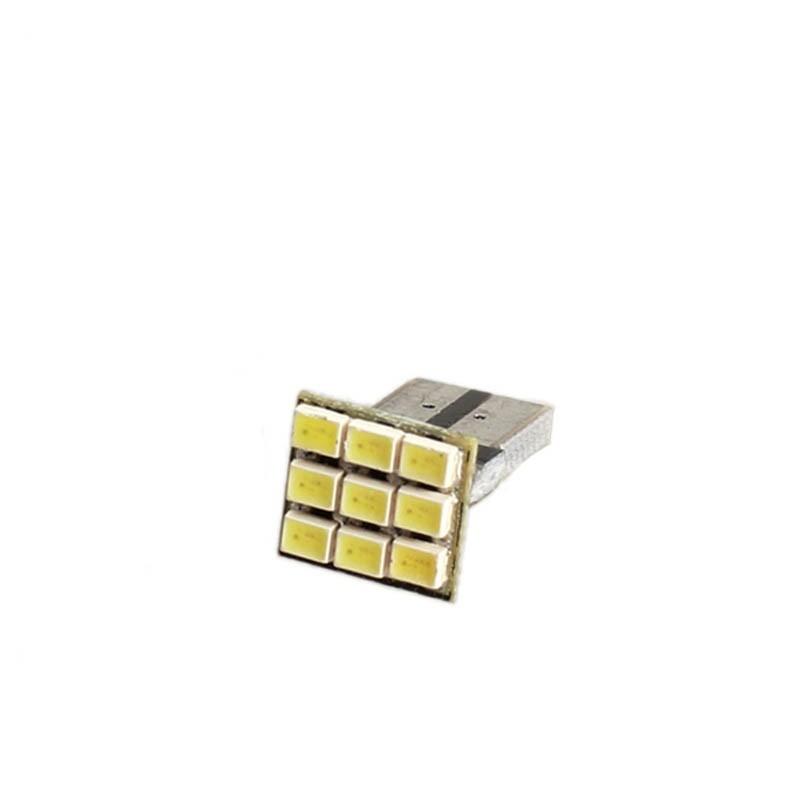 Ampoule T10 W5W - (9SMD-3020) - Blanc Xenon