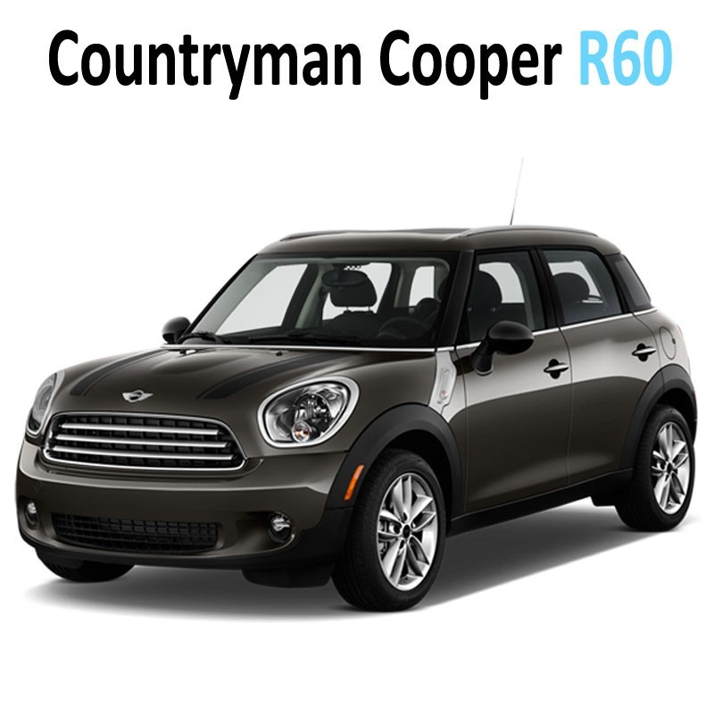 pack int rieur led pour mini countryman cooper r60 led auto discount. Black Bedroom Furniture Sets. Home Design Ideas