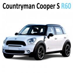 Pack intérieur led pour Mini Countryman Cooper S R60