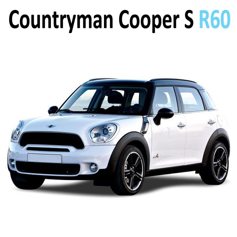 Pack led Intérieur Mini Countryman Cooper S