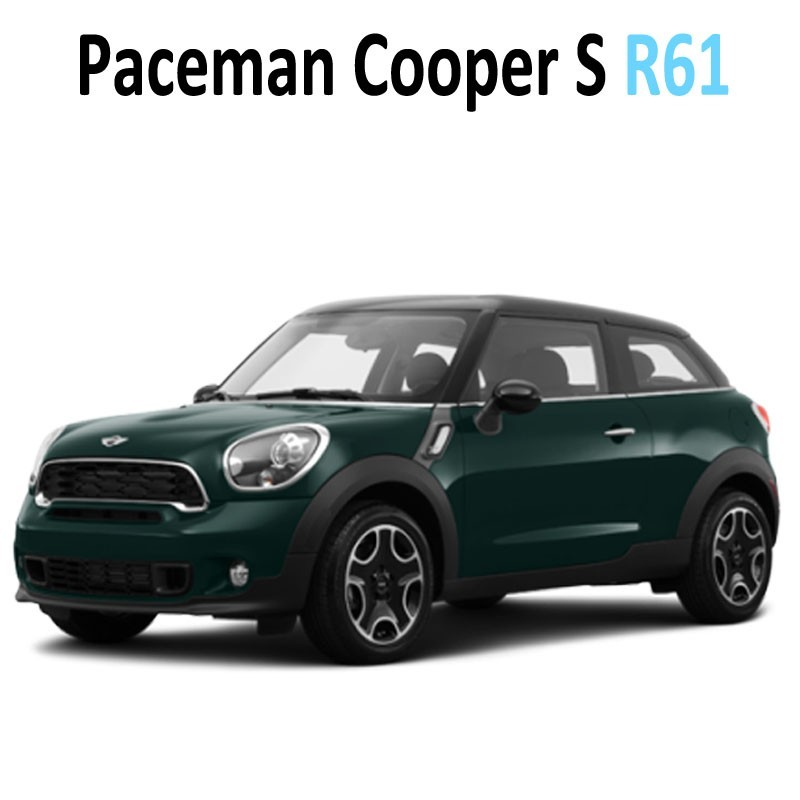 Pack Full led Intérieur Exterieur Mini Paceman Cooper S