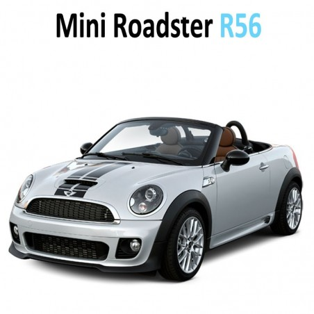 Pack intérieur led pour Mini Roadster Cooper S R59