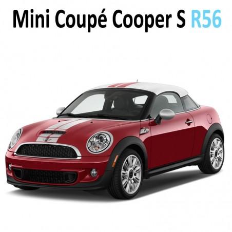 Pack intérieur led pour Mini Coupé Cooper S R58