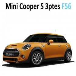 Pack led Intérieur Exterieur Mini III 2014 Cooper S F56 F55