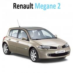 Pack intérieur led pour Renault Megane 2