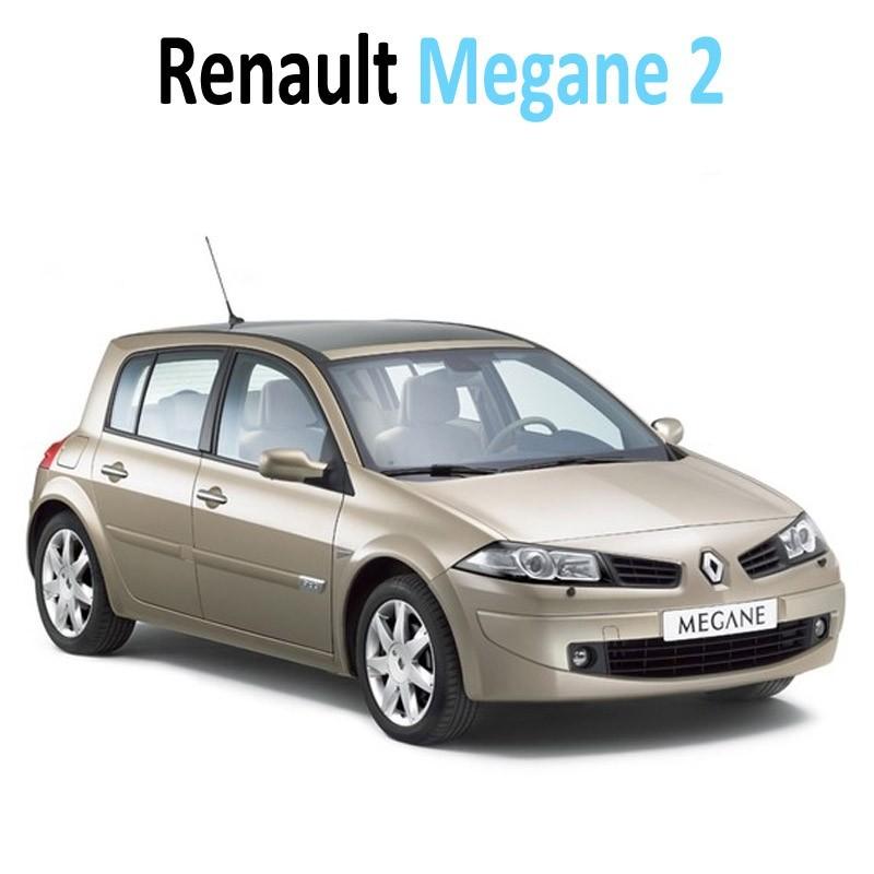 Pack Led Full interieur Extérieur Renault Mégane 2