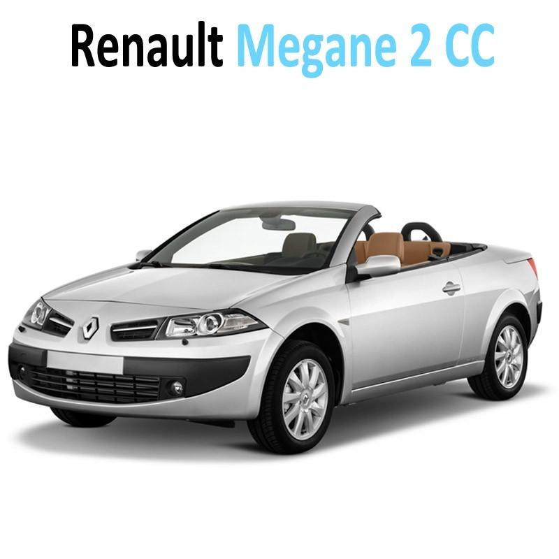 Pack Led Full interieur Extérieur Renault Mégane 2 CC
