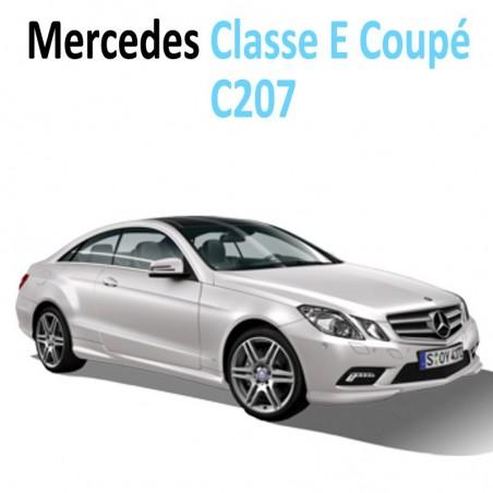 Pack intérieur led pour Mercedes Classe E Coupé C207