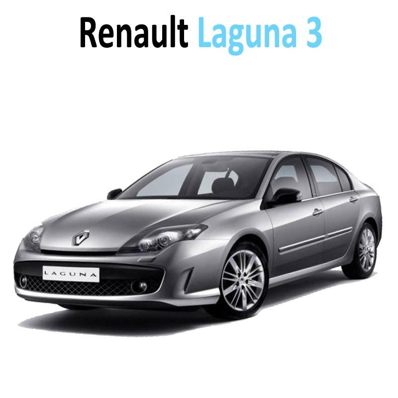 Pack Full led intérieur extérieur Renault Laguna 3