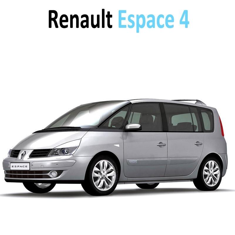 Pack Led interieur Renault Espace 4