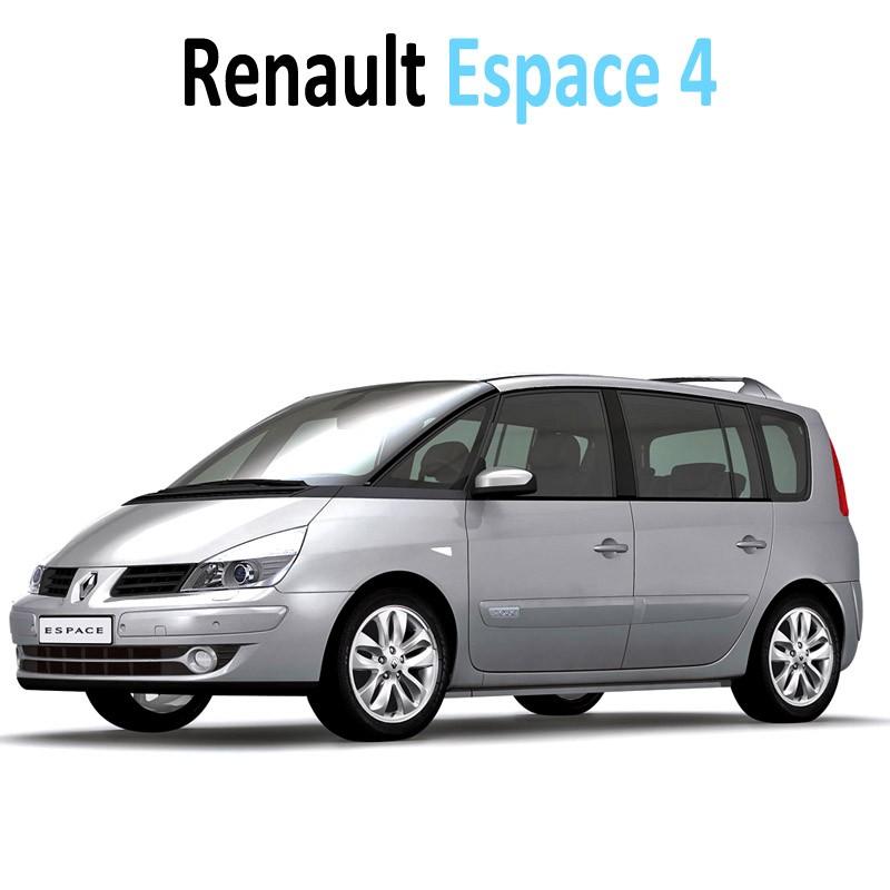 Pack intérieur led pour Renault Espace 4 - Led Auto Discount