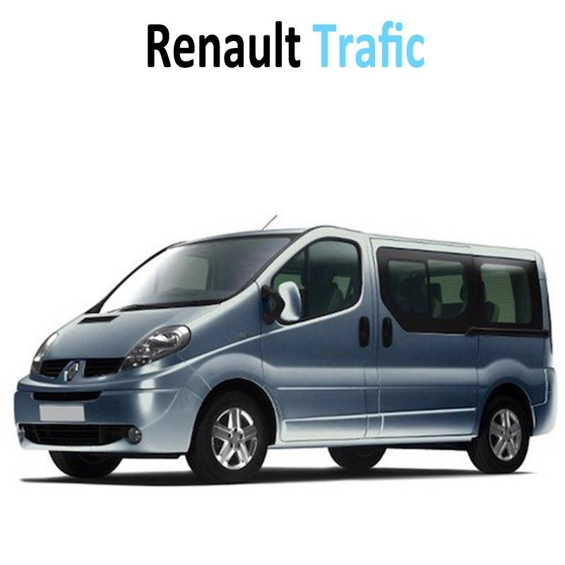 pack int rieur led pour renault trafic 2 led auto discount. Black Bedroom Furniture Sets. Home Design Ideas
