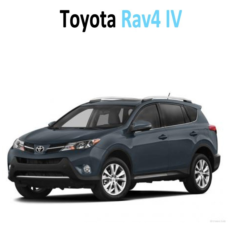 Pack Full led Intérieur Extérieur Toyota Rav 4 IV