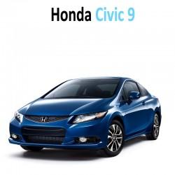 Pack intérieur led pour Honda Civic 9