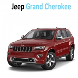 Pack Full Led interieur extérieur Jeep Grand Cherokee 4