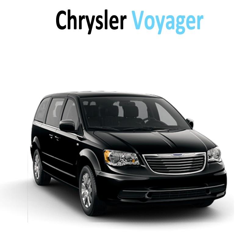 Pack Full Led Intérieur Extérieur Chrysler Voyager