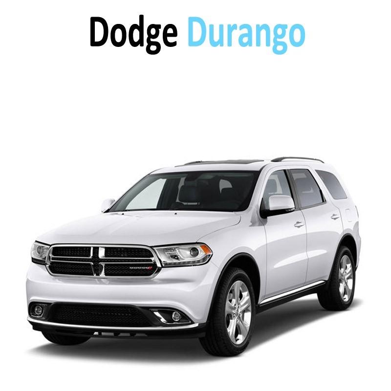 Pack Full Led interieur extérieur Dodge Durango