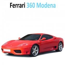 Pack intérieur led pour Ferrari 360 Modena