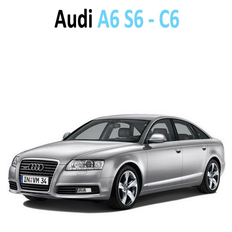 Pack Full Led interieur Audi A6 C6
