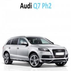 Pack intérieur led pour Audi Q7 restylé (après 2009)