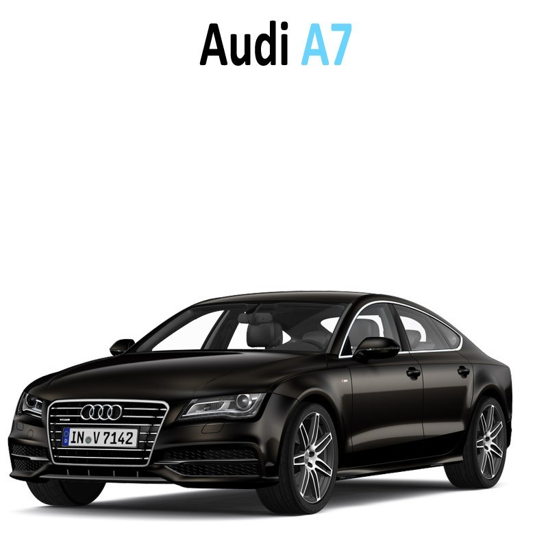 pack int rieur led pour audi a7 s7 rs7 led auto discount. Black Bedroom Furniture Sets. Home Design Ideas
