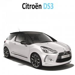 Pack full led intérieur extérieur Citroën DS3