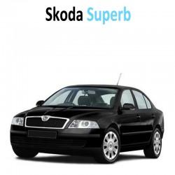 Pack intérieur led pour Skoda Superb I