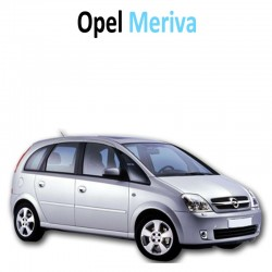 Pack Led interieur Opel Meriva A